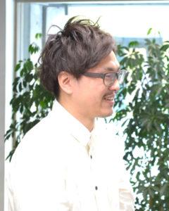 IRESU円山店、西川将哉です